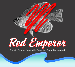 Red Emperor Café and Take Away on Gympie Terrace in Noosaville