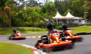 Big Kart Track - Sunshine Coast attractions